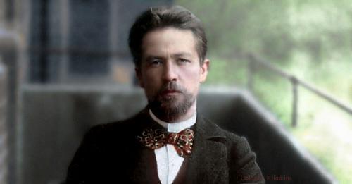 """Антон Чехов: """"Нельзя требовать от грязи, чтобы она не была грязью."""" Ялта, 1901 год."""