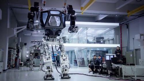 Обучаемый робот