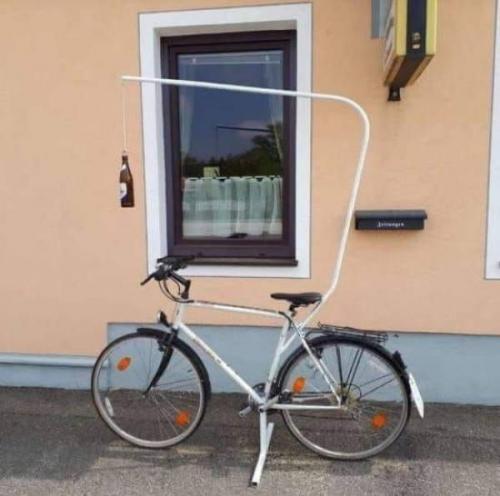 Велотренажер...